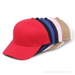 맞춤형 패션 더 싸게 6 패널 코튼 홍보용 빈 야구 모자