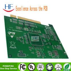 Control electrónico de PCB de los dedos de oro LCD PLACA PCB