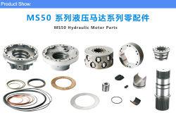 Pezzi di ricambio del motore idraulico del pistone di Poclain Ms50 (asta cilindrica di azionamento, statore, rotore, kit della guarnizione)
