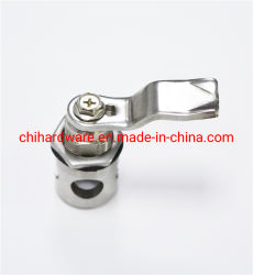 Fabriqué en Chine MS763 en acier inoxydable 304 Cabinet de la came de verrouillage de la came de verrouillage du boîtier de compteur électronique