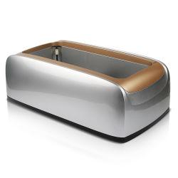 Ce couvercle du caisson de nettoyage automatique Breveté RoHS Machine, Distributeur de surchaussures, les modèles de luxe