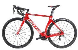 Thunder-C de fibra de carbono del freno de bicicleta de carretera 700c tamaño de las ruedas de aleación de aluminio bicicleta Bicicleta Carretera de freno