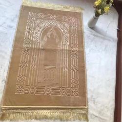 A fábrica preço grossista Muçulmana Igreja Islâmica Dobrável e tapete de oração