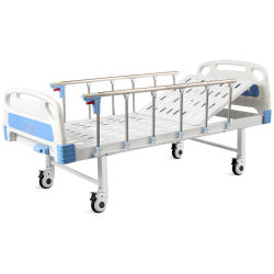 دليل البيع الساخن CE & ISO 1 مستشفى الأمراض الطبية العناية المركزة سرير، سرير يدوي