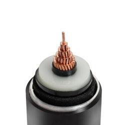 33kV Kupfer-Aluminiumleiter XLPE isoliertes, armoriertes Netzkabel