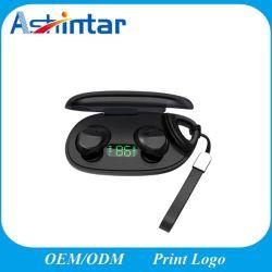 Tws Écouteurs Casque stéréo sans fil Mini-casque Bluetooth pour casque