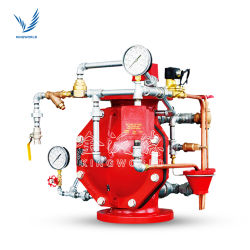 Компания Tyco модель DV-5 FM UL Deluge клапан системы пожарной сигнализации клапана для пожарной системы пожаротушения