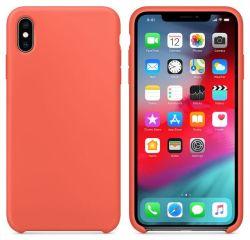 Téléphone d'origine Housse en silicone résistant aux chocs en caoutchouc souple de cas pour l'iPhone 7/8/plus