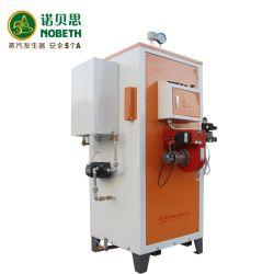 Van de Diesel van de Haven 300kg van Shanghai de Verticale Stoomketel van het Steenkolengas van het Aardgas Olie van de Oven Zware In brand gestoken LPG voor TextielIndustrie