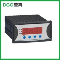 LED를 가진 디지털 AC 전류계