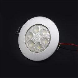 Resistente al agua eléctricos 12/24V DC el ahorro de energía en el techo del techo de la barra de luz LED Bombilla de luz automática para el coche Marine