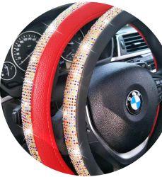 전체적인 판매 다채로운 모조 다이아몬드 핸들은 차 부속품을 덮는다