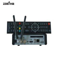 sintonizzatori gemellare interni di OS Enigma2 DVB-S2X+S2X di Linux della casella di 2*WiFi Zgemma H9.2s Digitahi 4K UHD TV