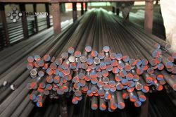 Barra redonda de acero inoxidable aleación SUS440c 9CR18mo con alta resistencia