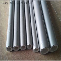 Diversos tipos 6061 6063 7075 T6 Tubo de aluminio de extrusión de tubo tubo hueco/tubo cuadrado/aluminio tubo tubo oval