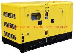 18квт/23ква дизельный генератор установлен бесшумный стиле на базе двигателя Yanmar