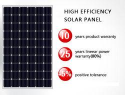 Panneau solaire 250W Mono avec la CE, TUV des certificats