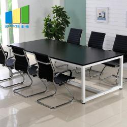 Mesa de Móveis de Madeira para Escritório MFC Mesas para Salas de Reuniões para Conferências Pequenas