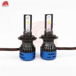Faro 9005 della prova LED dell'acqua IP68 9006 9012 lampada automobilistica H4, indicatore luminoso di alto potere di H1 H3 H7 di nebbia