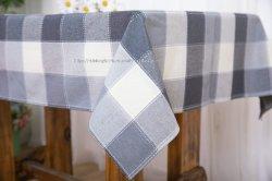 Fashion Hotel Restaurante Parte banquetes de poliéster/algodão toalha Jacquard, Home Produtos Têxteis