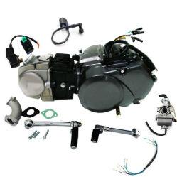 4 Moteur de course 110cc ATV sous le moteur du démarreur s'adapte automatique 50 70 90 cc Taotao Dirt Bike