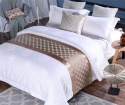 New Design Queen Size Hotel Bed Runner En Kussens (Jrd631)