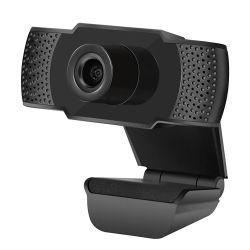 إمكانية امتصاص الصوت الجديدة بدقة 720p 1080p لكاميرا الويب مع أجزاء كمبيوتر ميكروفون كاميرا ويب كاميرا ويب مزودة بكاميرا ويب عالية الوضوح لتسجيل فيديو USB 2.0