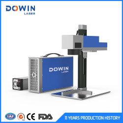 Venda a quente China Desktop portátil marca Máquina Engaving gravura a laser para preço de Metal