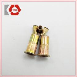 M12 de acero inoxidable cuerpo Kunrled Remache de compresión