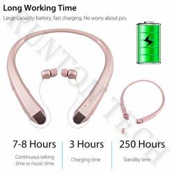 La vente en gros à chaud de haute qualité Hbs910 écouteur Bluetooth Casque sans fil Sport Hbs-910