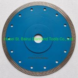 die 105mm-350mm Fabrik, die Diamanten produziert, Sägeblatt-Platte für Granit-Marmor-Fliese-konkreten Ausschnitt