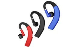 CSR V4.1 Bluetoothのヘッドセット、マイクロフォン、時間の携帯電話のBluetoothの受話口をする12Hrsが付いているEarbudの無線ヘッドセット