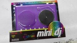 Het elektronische Aanwezige Festival van DJ van het Speelgoed Mini
