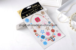 Fashion Accessoriesとして流行のMixed Color Gold Tattoo Sticker