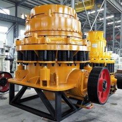 돌 또는 바위 또는 석회석 또는 골재 또는 무기물 봄 무기물 기계장치의 기계를 분쇄하는 유압 콘 쇄석기