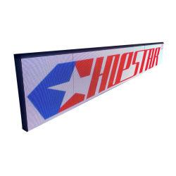 Реклама на щитах светодиодов высокой яркости для баскетбола программы стадиона светодиодный дисплей входа для игры