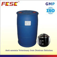 Утюг Dextran решение 5% 10% 15% 20% для ветеринарных используется только в том