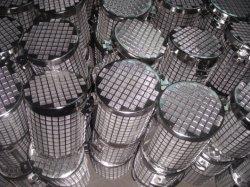 Moda de alta calidad de forma redonda Cesta Filtro de acero inoxidable