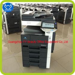 Las impresoras de segunda mano Venta caliente Faxes fotocopiadoras Konica Minolta Bh 283 363 423 usados reacondicionados fotocopiadora