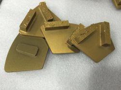 Ferramentas de Diamante de moagem de concreto PCD instrumentos concretos