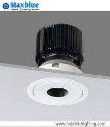 Embedded Downlight LED Empotrables de techo COB China fabricante de la luz de abajo