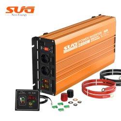 Высокая частота Чистая синусоида инвертор 3000W 5000W с ЕС Sockcet 6000 Вт постоянного тока AC off решетка для домашних хозяйств