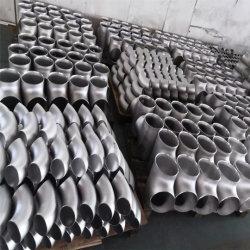 316/304/de aço inoxidável sem costura Cotovelo de montagem/Pressão/ferro maleável/T/Carbono/