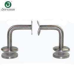 Los racores de barandilla de acero inoxidable de 90 grados de Servicio Pesado el soporte de la barandilla