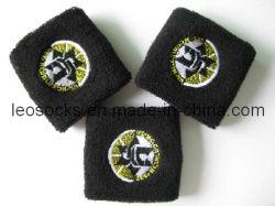 Sport-elastische preiswerte kundenspezifische Baumwollgesunder Wristband