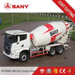 Sany Sy308c-8 (R Dry) 8M3 High Configurations Cement Cement Cement Cement Mixer Truck Construction Machine Price للبيع