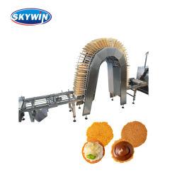 Покрытие Wafer Производство машины Wafer Производство печенья Цена