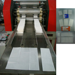 2 Document dat van de Zakdoek van stegen het Automatische Machine maakt
