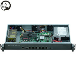 Six LAN Portの1037u Firewall Appliance/1u Rack Server Network Firewall