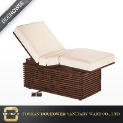 顔のシャンプーの椅子の大広間の家具の革マッサージのベッド
